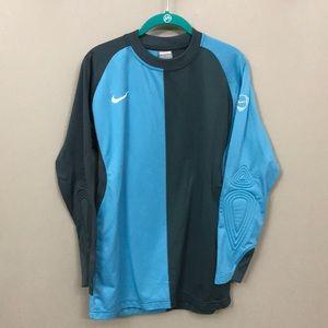 Nike boys goalie jersey